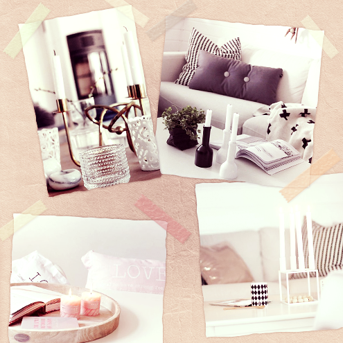 Home Inspirations Cozy Candles